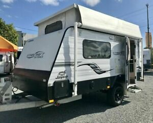 2017 Jayco Starcraft Outback Pop Top Springwood Logan Area Preview