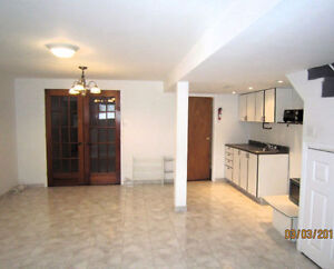 3 1/2 apartment in LaSalle, available since 1st July 2016
