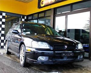 2001 Subaru Legacy Wagon GT 4WD 69 K's NO ACCIDENT 256HP, 175 BI