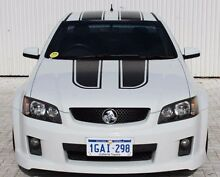 2009 Holden Ute  White Sports Automatic Utility Embleton Bayswater Area Preview