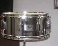 PEARL CHROME SNARE
