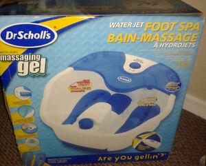 dr scholl's massaging gel