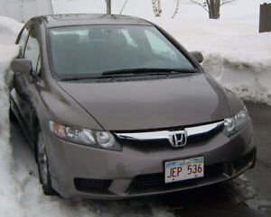 2009 Honda Civic EX-L | LOW KM SUNROOF REMOTE START