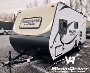 2018 KZ-RV Escape 180QB