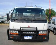 2003 Mitsubishi Canter  White Traytop Bellevue Swan Area Preview