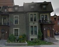 PRINCE ARTHUR, facing McGill, 2 1/2 OPEN CONCEPT City of Montréal Greater Montréal Preview