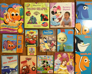 DISNEY Board Books $2 each or all 17 for $20
