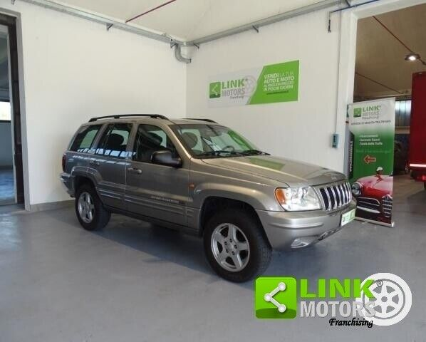 JEEP - Grand Cherokee - CRD Limited
