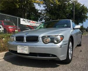 2003 BMW 745Li**LOADED LUXURY**