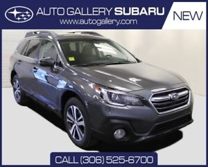 2018 Subaru Outback 3.6R Limited Tech