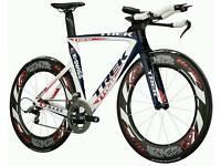 Trek carbon race bikes new in box