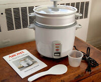 Aroma 8-12 cup rice cooker