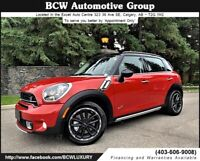 2015 MINI Cooper Countryman S AWD Low km Certified Must See! Calgary Alberta Preview