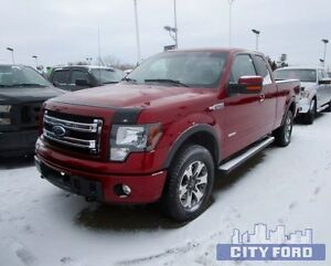 "2014 Ford F-150 4x4 SuperCab 145"" FX4"