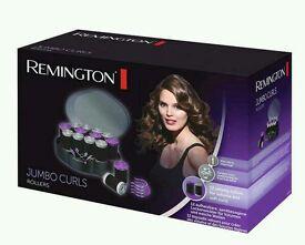 New Hot hair rollers set jumbo curls BNIB