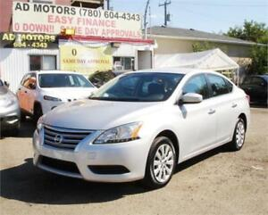 """$$ REDUCED/NO ACCIDENT""  2014 NISSAN SENTRA CVT AUTO LOAD SPORT"
