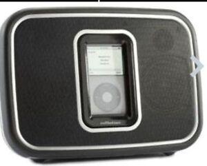 Altec Lansing inMotion iM9 Mobile Speaker Dock for iPod (black)