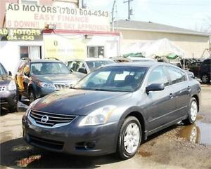 """2011 NISSAN ALTIMA AUTO LOADED """" NO ACCIDENT """" 100% FINANCING!!"""