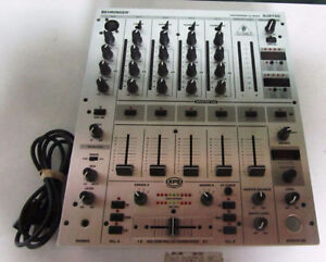 Mixer / Console BEHRINGER DJX700
