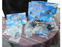 2 x Boxed MECCANO sets, 6520 and 3501 (plus a part set of 6520)