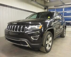 2016 Jeep Grand Cherokee Limited. Text 780-205-4934 for more inf
