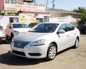 """ NO ACCIDENT ""  2014 NISSAN SENTRA CVT AUTO LOADED SPORTY SEDAN"