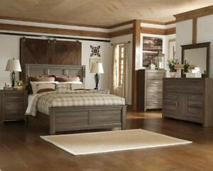 Ashley Queen Bedroom Set — Juararo Model from Ashley Furniture