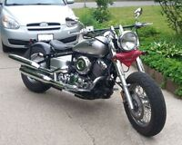 TRADE MY CRUISER/BOBBER FOR YOUR SS