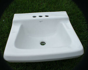 mansfield sinks bathroom / Rectangular Vessel Lavatory / new