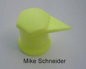 Radmutterindikatoren 4 x SW 32 gelb LKW Sicherheit Räder Dustite ® LR Radmutter