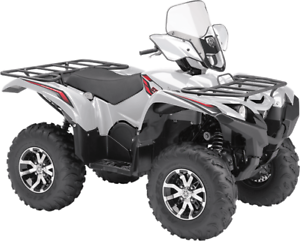 YAMAHA GRIZZLY 700 EPS SE LE 2018 DEMO!!