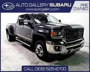 2016 GMC Sierra 3500HD SLT | DURAMAX | LOCAL TRADE | RARE FIND |