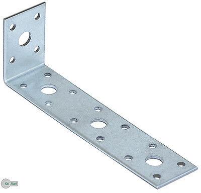 Gutzeit Winkelverbinder 105x105x90x3,0 mit Rippe Sicke 100 Stück im Set