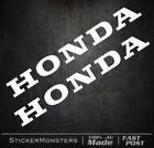 Honda Motorcycle Motorcycle Decals & Stickers