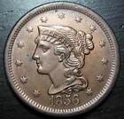 1856 US Large Cent
