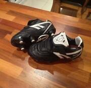 Velcro Football Boots