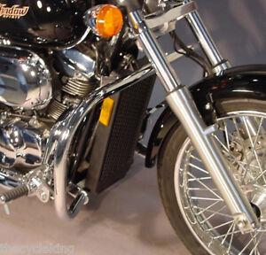 VT750 Honda Shadow SPIRIT VT 750 DC - Chrome 1-1/4