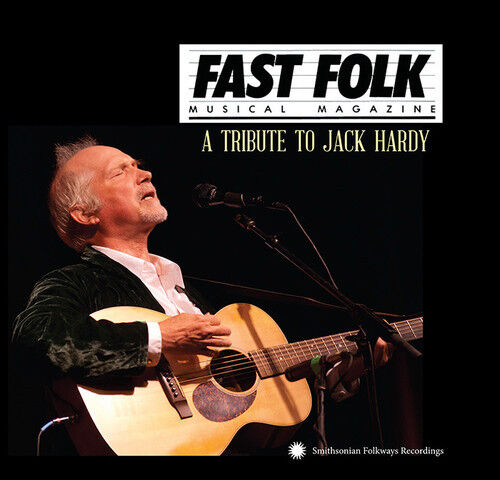 Various Artists - Tribute To Jack Hardy / Various [New CD]