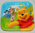 Birthday, Child Winnie the Pooh Party Plates