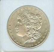 1889 CC Morgan Dollar
