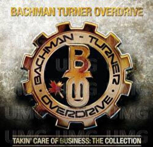 Bachman-Turner Overd - Takin Care of Business: Collection [New CD]