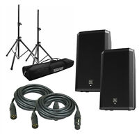 Electrovoice EV ZLX PACKAGE Two Way Powered Loudspeaker
