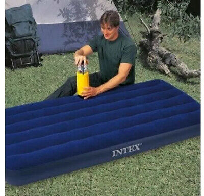 THE BEST Twin Size Downy Inflatable Air Bed Mattress (Best Double Air Mattress)
