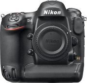 Nikon D4 Body Only