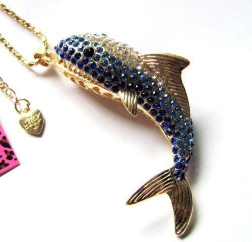 Whale Necklace Ebay