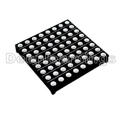 5mm 88 8x8 Full Colour Rgb Led Dot Matrix Display Module Common Anode New