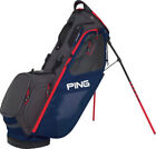Ping Stand Red Golf Club Bags