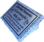 Baby Memorial Stones