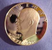 1976 Eisenhower Dollar Proof
