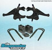 Chevy S10 Suspension